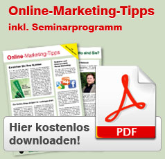 Download: Online-Marketing-Tipps inkl. Seminarprogramm